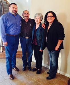 Patrick, Patrick, Josephine & Roberta Contreras.JPG
