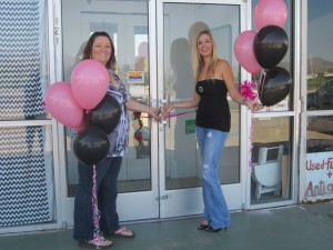 The Copper Basin Chamber of Commerce welcomed Girl Candy during a ribbon cutting ceremony Sat. Aug. 25