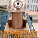 The coveted copper helmet