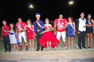 SMHS Homecoming Royalty
